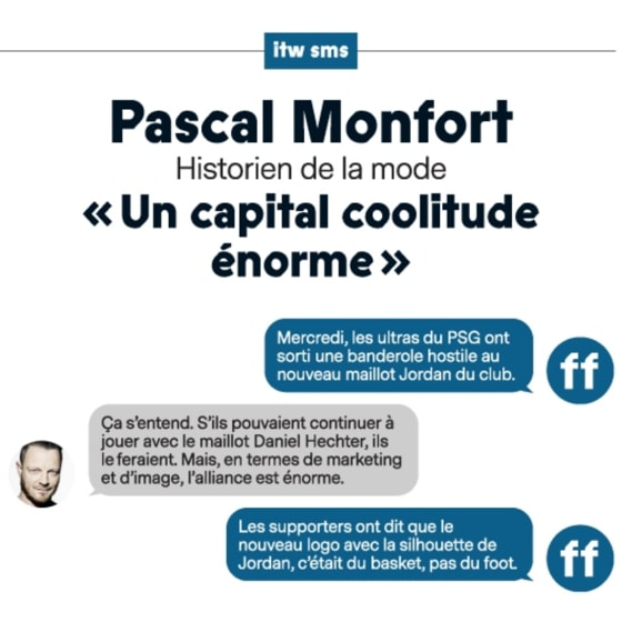 Pascal Monfort : « Un capital coolitude énorme »